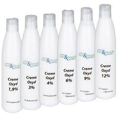Creme Oxyd | Wasserstoff | H2O2 | versch Sorten 250 ml