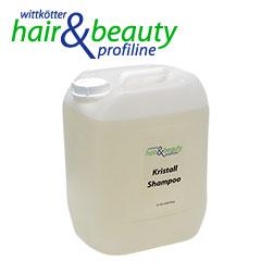 Profiline - Kristall Shampoo milde Pflege 10 Liter