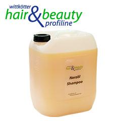Profiline - Nerzöl Shampoo für strapaziertes Haar 10Ltr