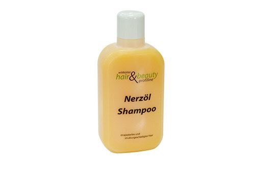 Profiline - Nerzöl Shampoo für strapaziertes Haar 1 Ltr
