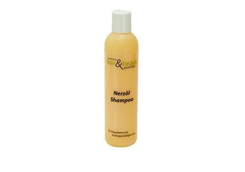 Profiline - Nerzöl Shampoo für strapaziertes Haar 250ml