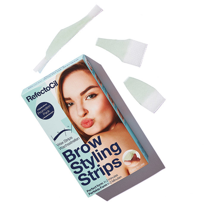 Refectocil Brow Styling Strips Promotion Pack 4 Stück