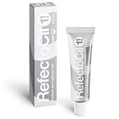 RefectoCil Augenbrauenfarbe und Wimpernfarbe 15 ml Graphit 1.1