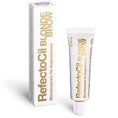 RefectoCil Augenbrauenfarbe und Wimpernfarbe 15 ml Blond 0 BlondBrow
