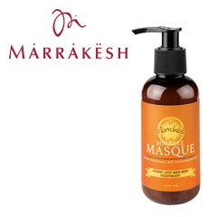 Rondo Marrakesh Oil Pflege Miracle Masque Haarkur Kur mit Arganöl 118 ml