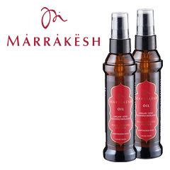 Rondo Marrakesh Oil normal mit Arganöl Hanfsamenöl für Glanz 2x 60 ml