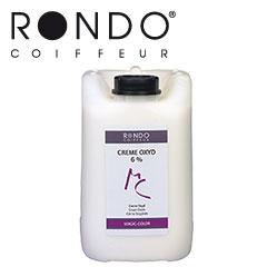 Rondo Creme Oxyd 6 % 5000 ml
