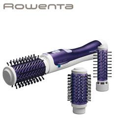 Rowenta - Brush Active rotierende Warmluftbürste Lockenstab Lila CF9530