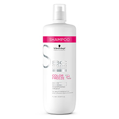 Schwarzkopf BC Bonacure Color Freeze Silber Shampoo 1000 ml