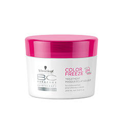 Schwarzkopf BC Bonacure Color Freeze Kur 200 ml
