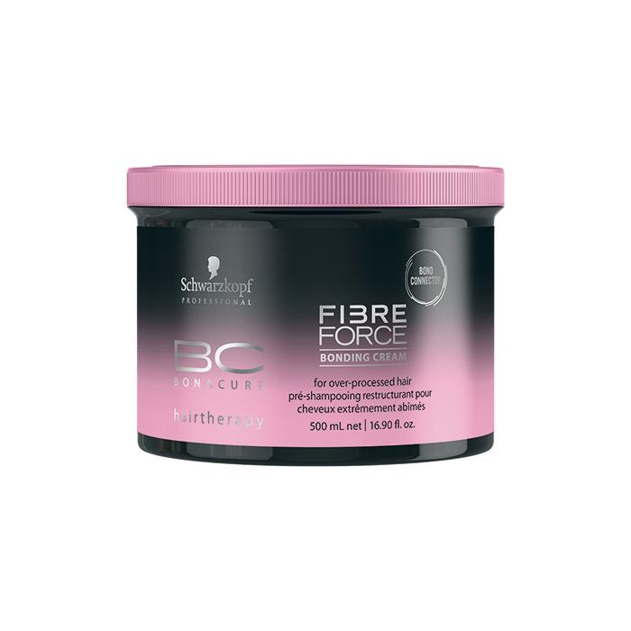 Schwarzkopf BC Bonacure Fibre Force Bonding Cream 500 ml