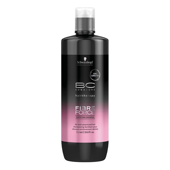Schwarzkopf BC Bonacure Fibre Force Shampoo 1000 ml