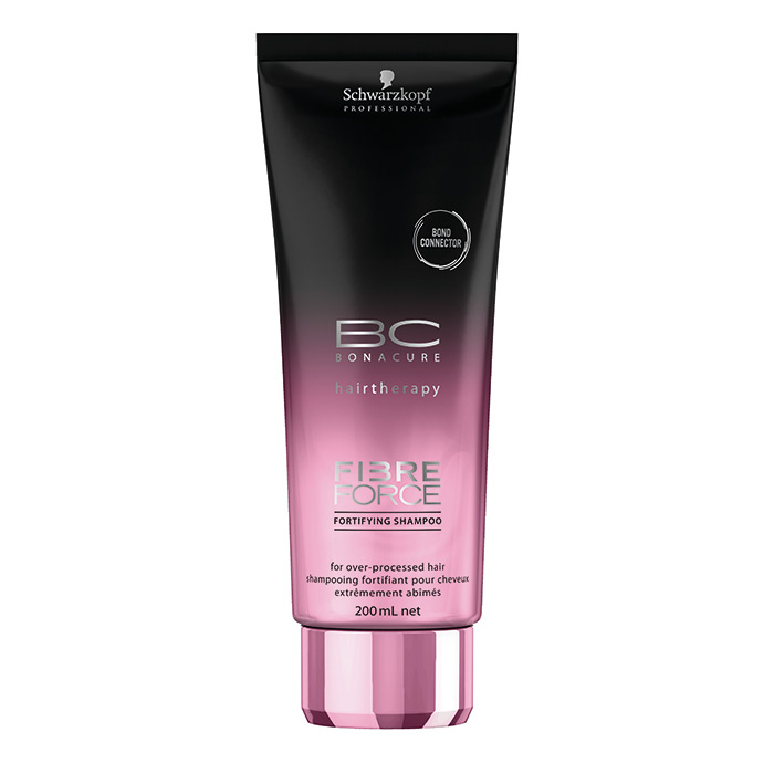 Schwarzkopf BC Bonacure Fibre Force Shampoo 200 ml