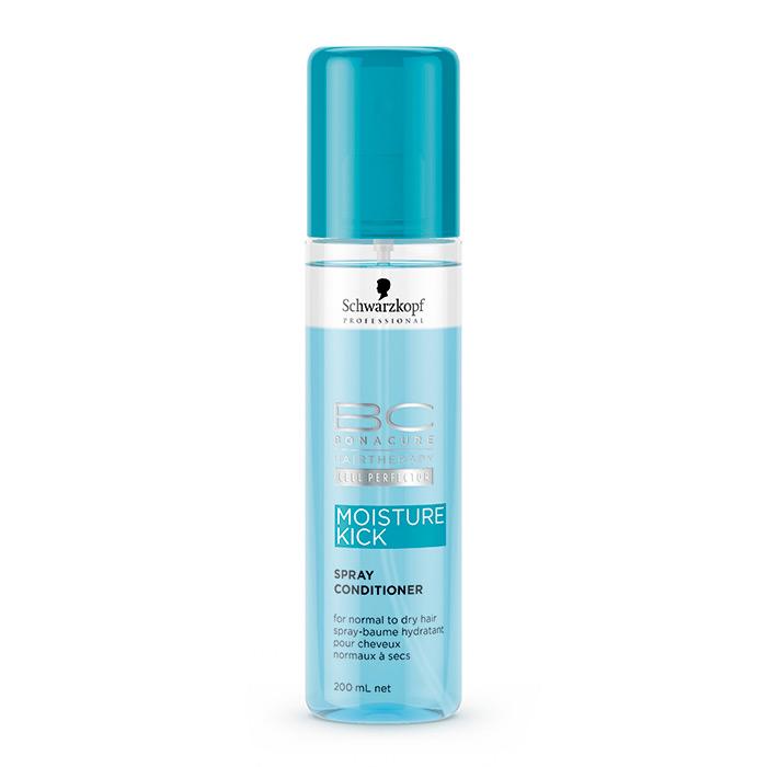 Schwarzkopf BC Bonacure Moisture Kick Spray Conditioner 200 ml