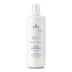 Schwarzkopf BC Bonacure Scalp Therapy Tiefenreinigungsshampoo 1000 ml