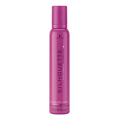 Schwarzkopf Silhouette Color Brilliance Super Hold Mousse 500 ml