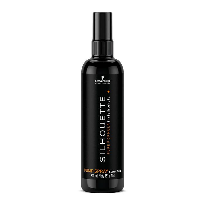 Schwarzkopf Silhouette Super Hold Gel Lac 200 ml