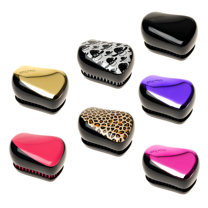 Tangle Teezer Compact Styler Bürste Haarbürste Entwirrbürste alle Farben