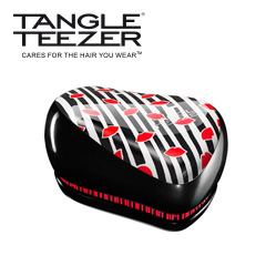 Tangle Teezer Compact Styler Bürste Haarbürste Entwirrbürste Lulu Guiness