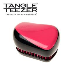 Tangle Teezer Compact Styler Bürste Haarbürste Entwirrbürste pink / schwarz
