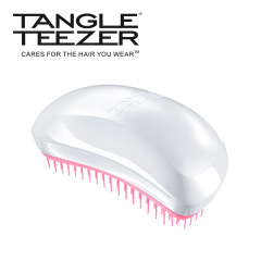 Tangle Teezer Salon Elite Bürste Entwirrbürste Summer Breeze weiss / rosa