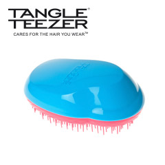 Tangle Teezer Original Bürste Haarbürste Entwirrbürste blau / pink
