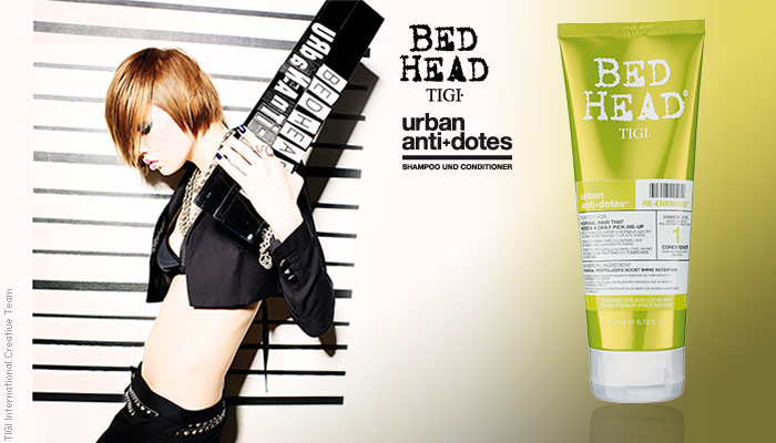 TIGI® BEED HEAD URBAN ANTIDOTES™ RE-ENERGIZE™ CONDITIONER