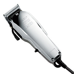 Wahl - Super Taper chrome Clipper SuperTaper Haarschneider Barber 08463-316