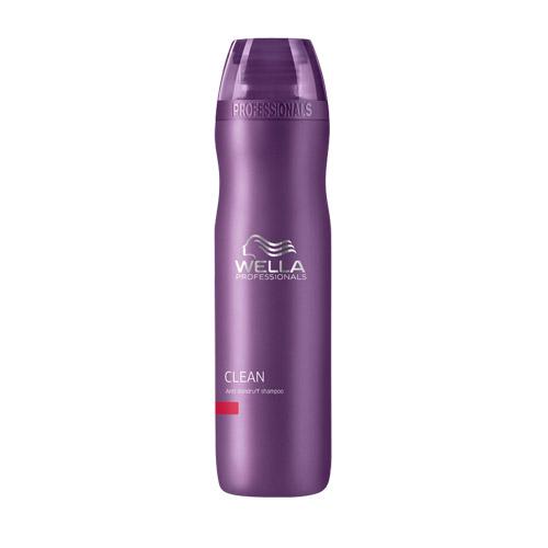 Wella Care Clean Anti-Schuppen-Shampoo 250 ml