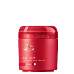 Wella Care Brilliance Mask Kur coloriertes Haar 150ml