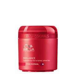 Wella Care Brilliance Mask Kur feines color. Haar 150ml