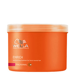 Wella Care Enrich Mask für feines normales Haar 500ml