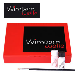 Die Wimpernwelle BASIS Set - bringt die Wimpern in Form